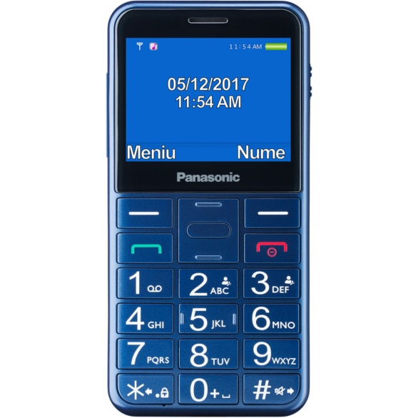 Fotografie Telefon mobil Panasonic KX-TU150EXC, Blue