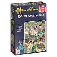 Élet a parkban, 150 darabos puzzle