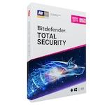 Bitdefender Total Security 2019, un an, 5 dispozitive, retail box