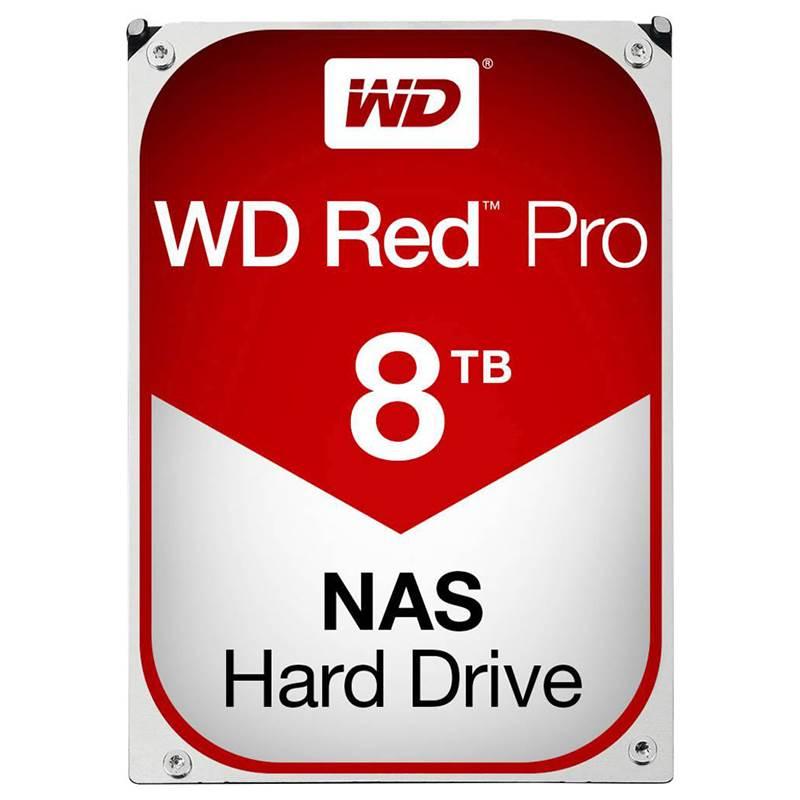 Fotografie Hard disk WD Red Pro 8TB SATA-III 7200RPM 256MB