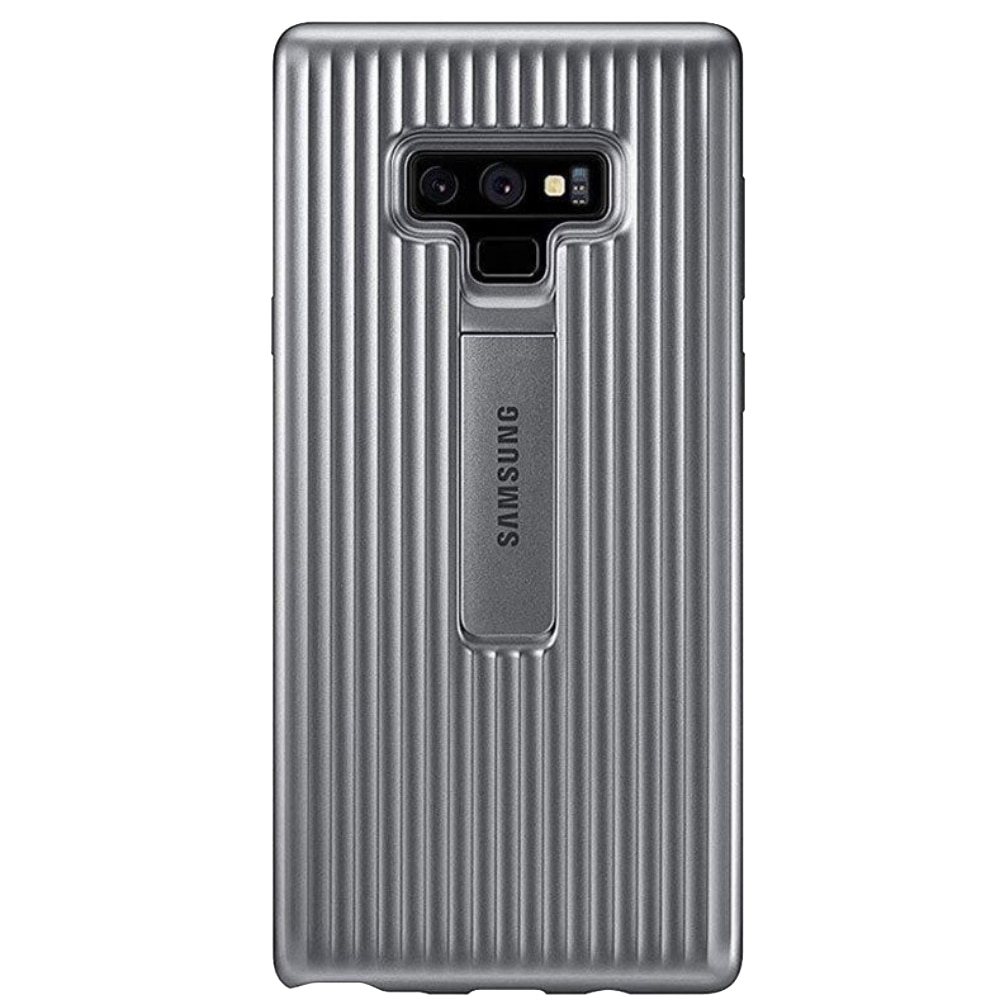 Fotografie Husa de protectie Samsung Protective Standing pentru Galaxy Note 9, Grey