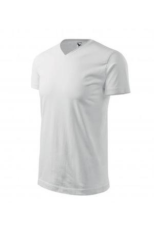 Мъжка тениска ADLER 111, Бяла, Бял