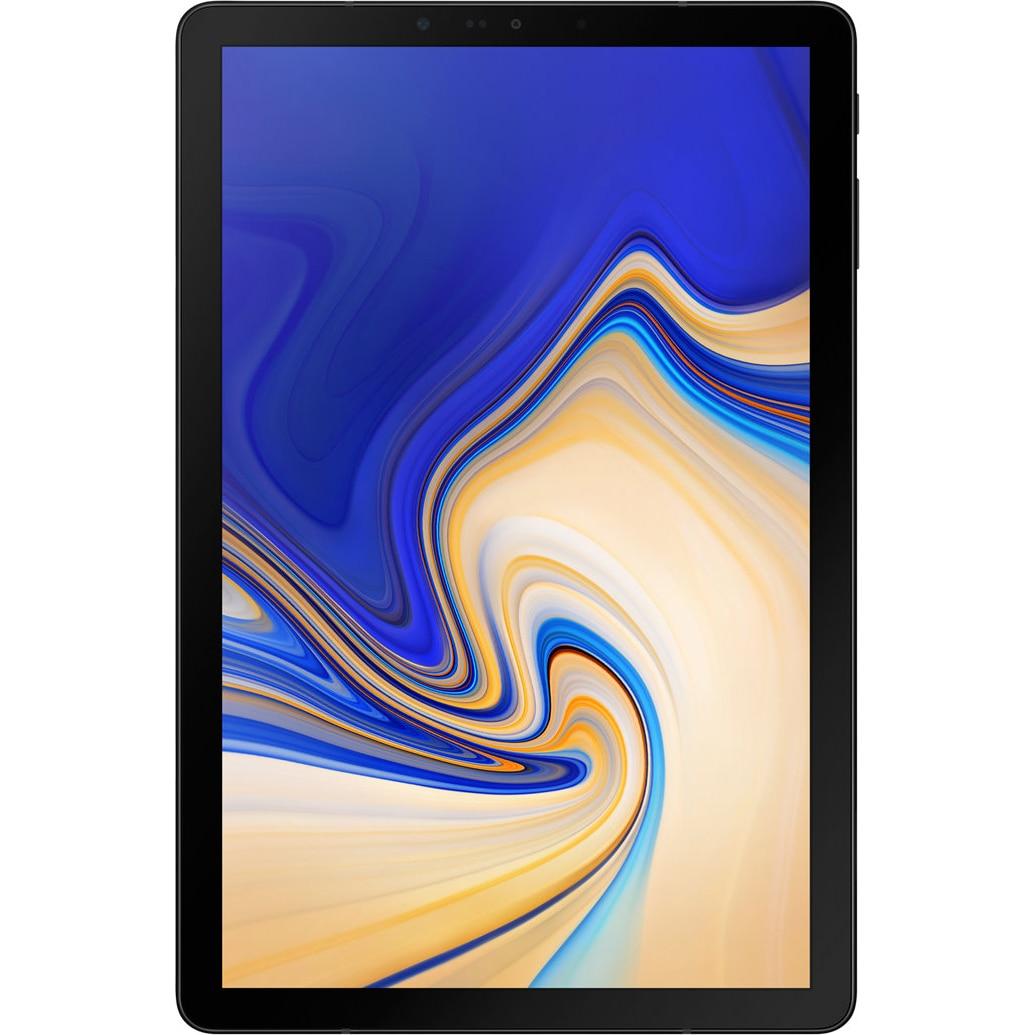 """Fotografie Tableta Samsung Tab S4 T835 (2018), Octa-Core 2.35 GHz, 10.5"""", 4GB RAM, 64GB, 4G, Black"""