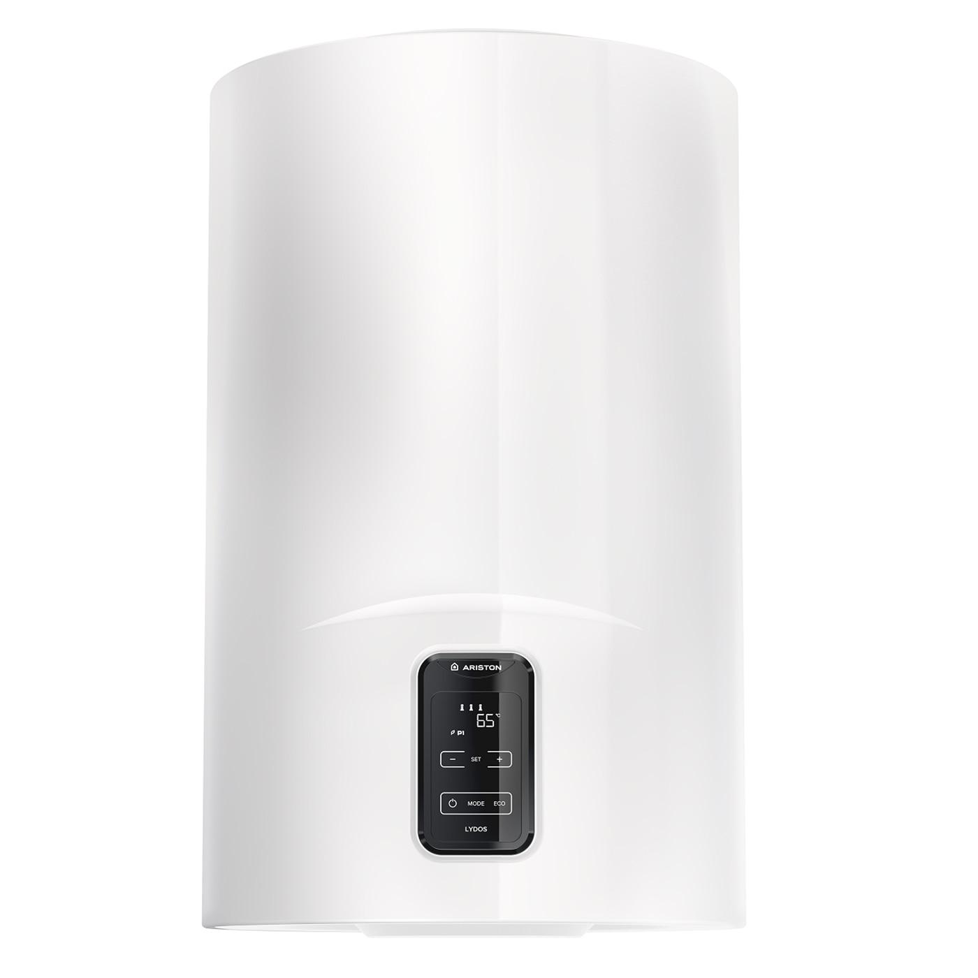 Fotografie Boiler electric Ariston Lydos Plus 100L, 1800 W, programare saptamanala, rezervor emailat cu Titan