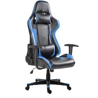 Timeless Tools Gamer szék Pro, Fekete-Kék