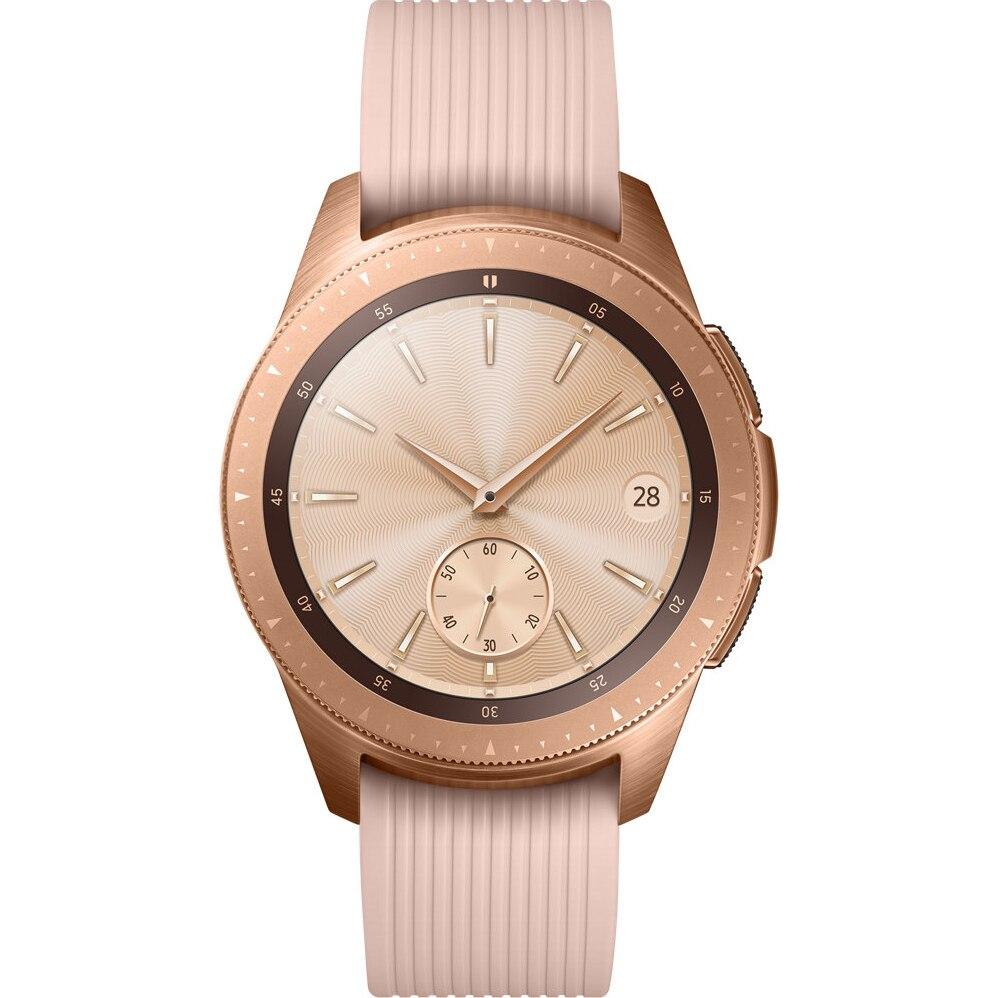 Fotografie Ceas smartwatch Samsung Galaxy Watch, 42mm, Rose Gold