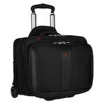 Бизнес чанта с колела за лаптоп 17'' Wenger Patriot, Черна