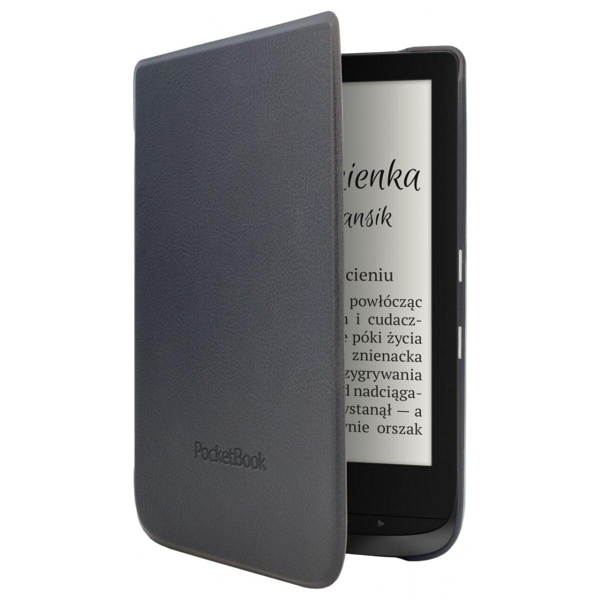 Fotografie Husa protectie PocketBook pentru Basic Lux 2 / Touch LUX 4, Negru