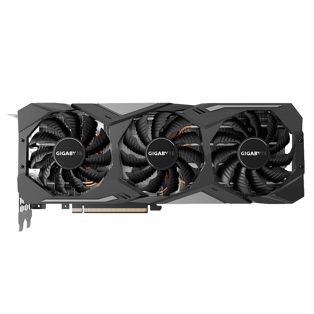 Fotografie Placa video Gigabyte GeForce RTX 2080 Ti GAMING OC, 11GB GDDR6