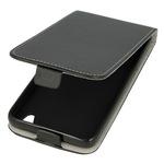 Калъф Datamax за iPhone 6/ 6s, тип вертикален тефтер (Flexi Flip case), черен