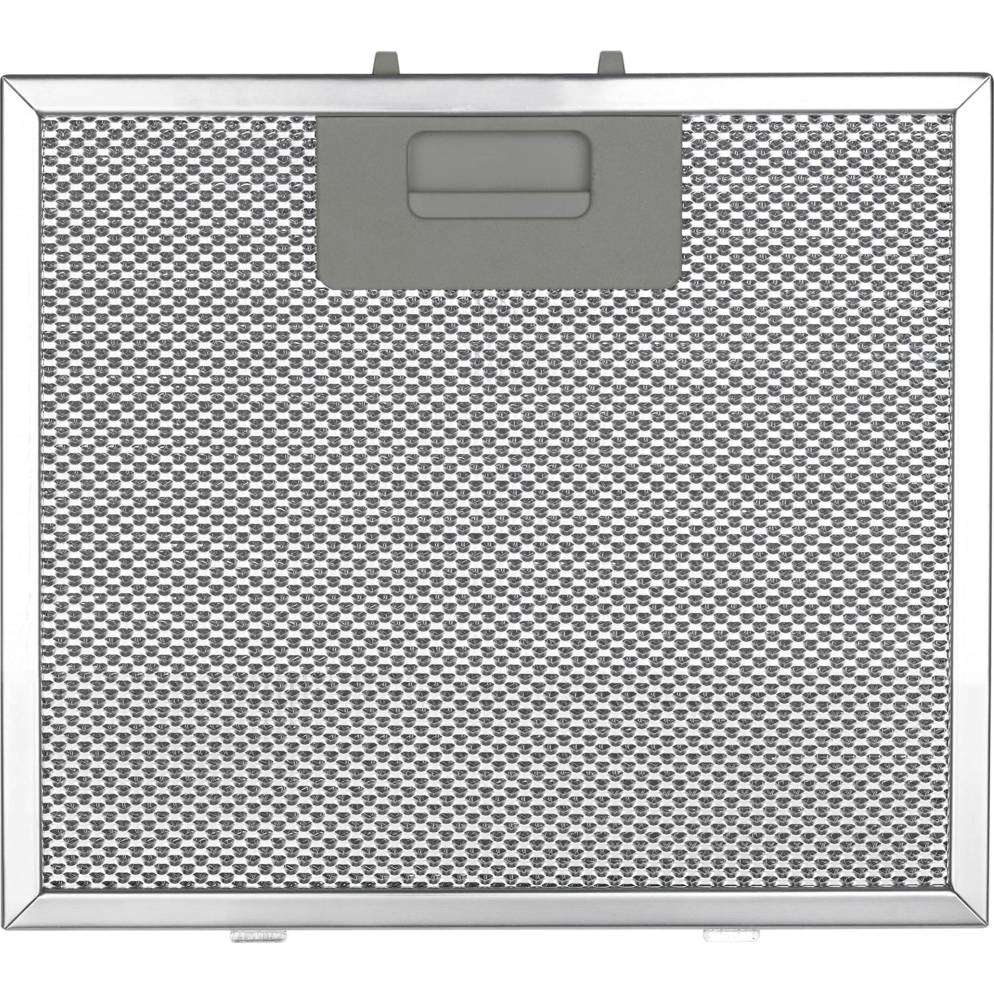 Fotografie Filtru de aluminiu pentru hota decorativa Heinner AF-650RIX, compatibil cu DCH-650RGBK, DCH-650RIX, 25.9 x 30.4 x 0.9 cm