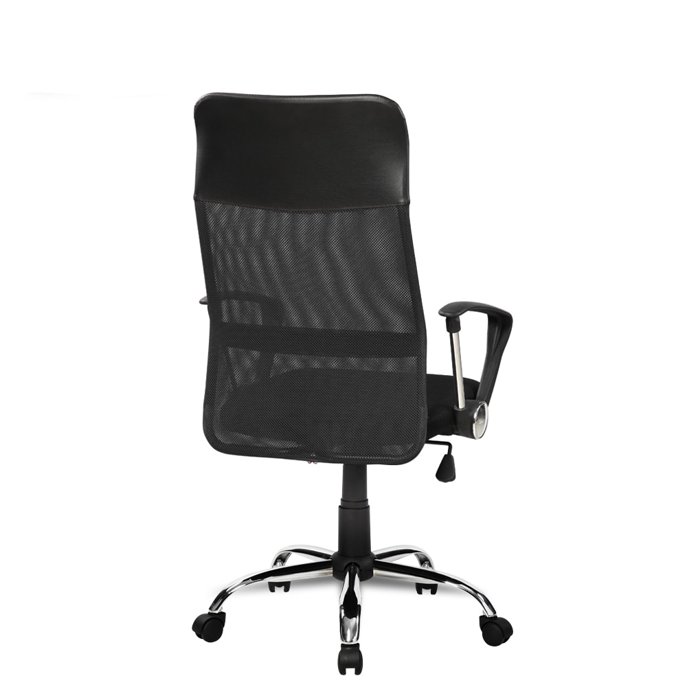 Kring Fit Ergonomikus irodai szék, Hálós, Fekete eMAG.hu