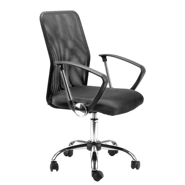 Kring Eco Irodai szék, Mesh fekete