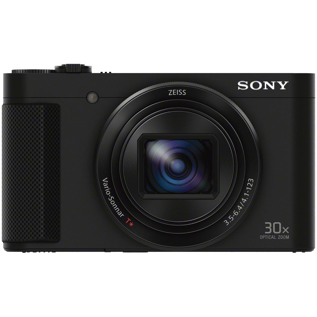 Fotografie Aparat foto digital Sony Cyber-Shot DSC-HX90, High zoom, 18.2MP, Wi-Fi, NFC, Black
