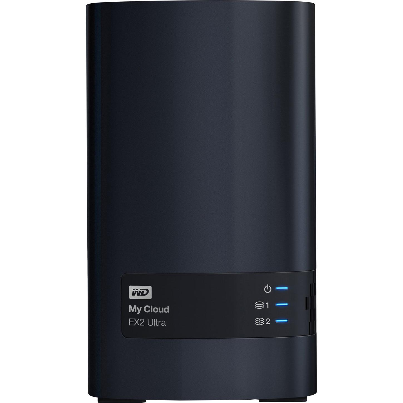 Fotografie Network Storage WD My Cloud Expert Series EX2 Ultra 24TB, Gigabit Ethernet, USB 3.0