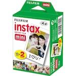 Фото хартия Fujiflm Instax Mini, Инстантна, 2x10