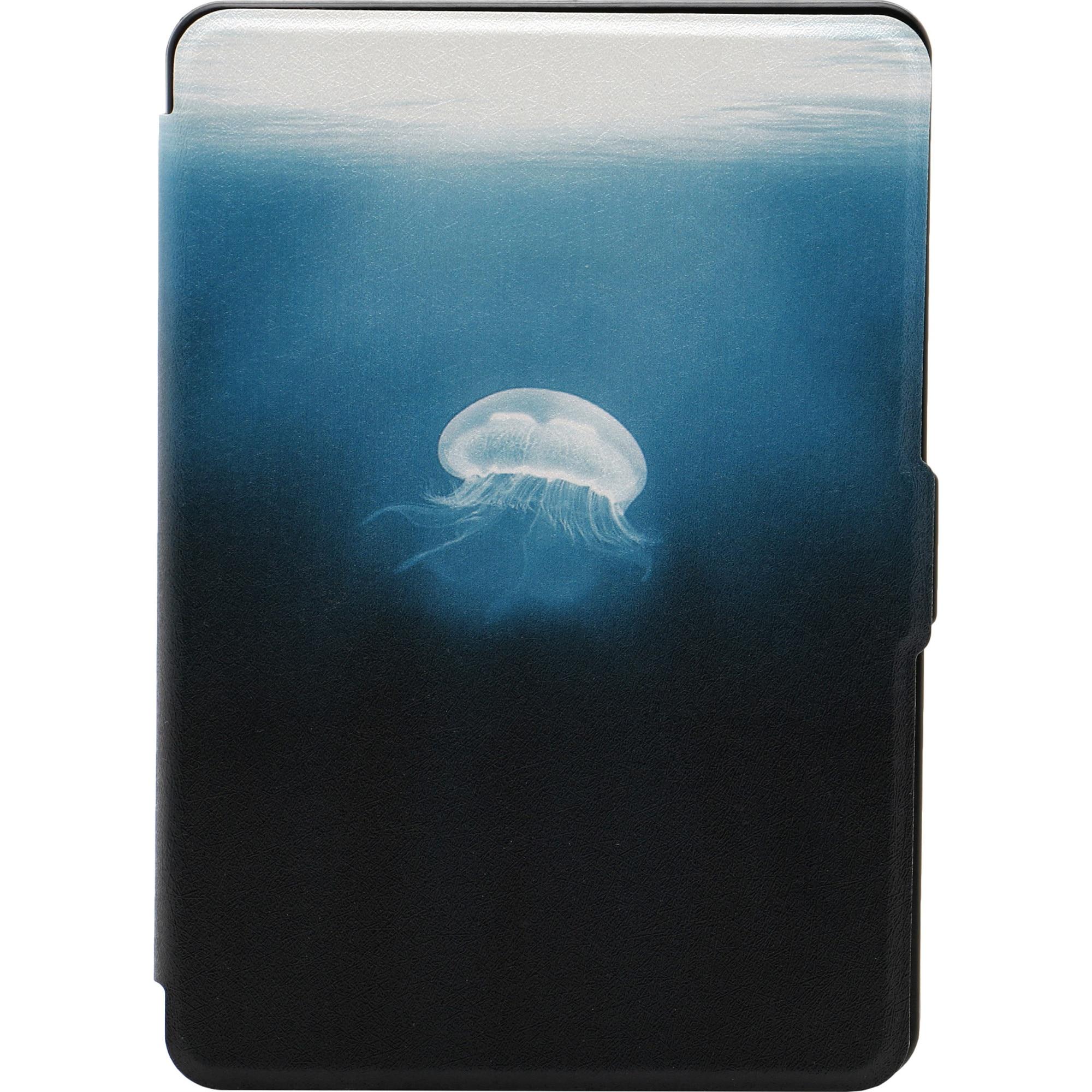 Fotografie Husa de protectie A+ Slim pentru Kindle Paperwhite, (7th Generation), Medusa