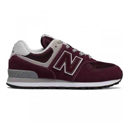 destul de frumos 100% autentic 50% preț Pantofi Sport new balance 574 suede mesh, 38 EU, Visiniu - eMAG.ro