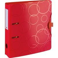 Biblioraft PP Brunnen Colour Code A4-rosu-7 cm