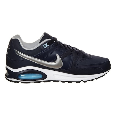Pantofi Sport nike air max command leather, 32 EU, Bleumarin