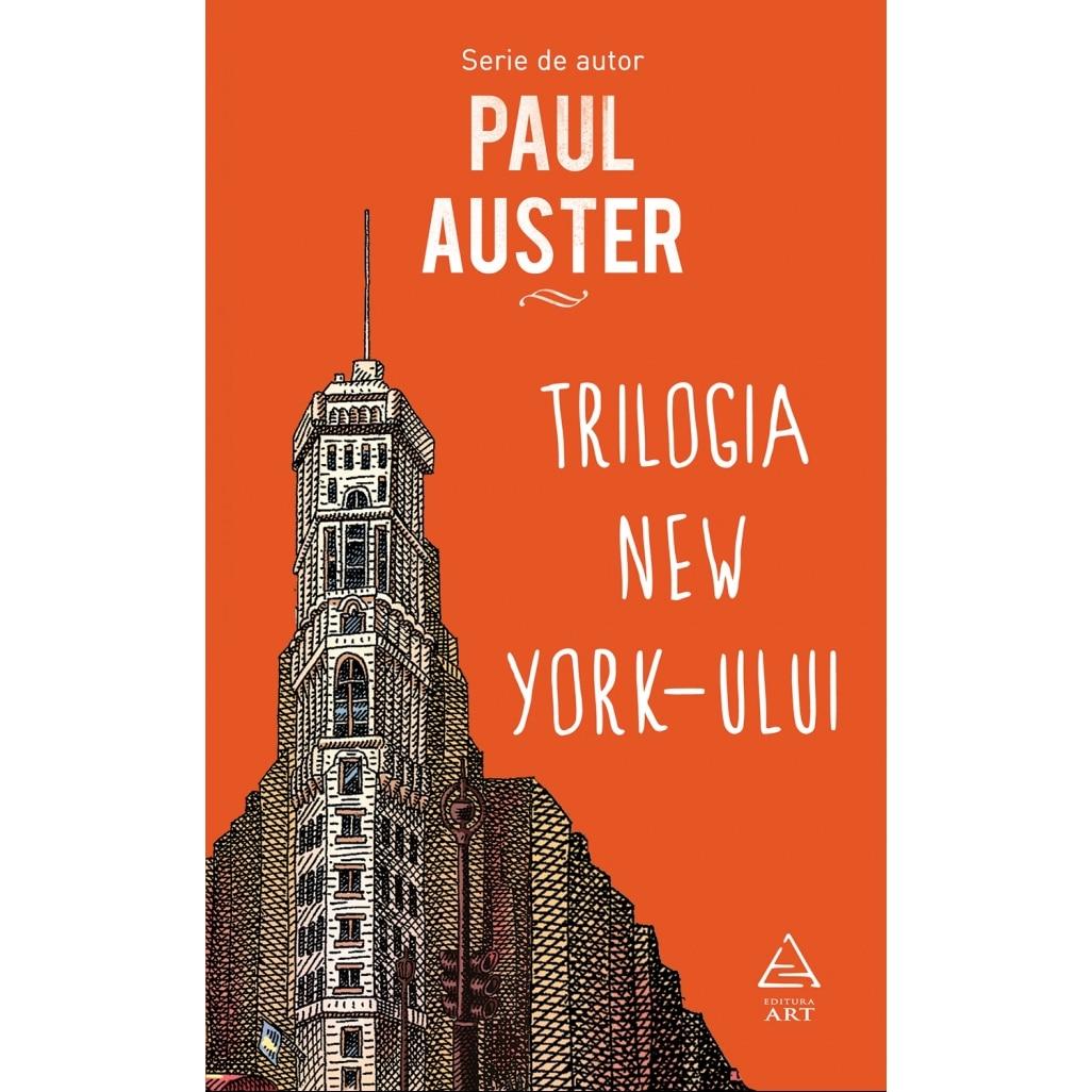 Trilogia New York-ului - Paul Auster - eMAG.ro