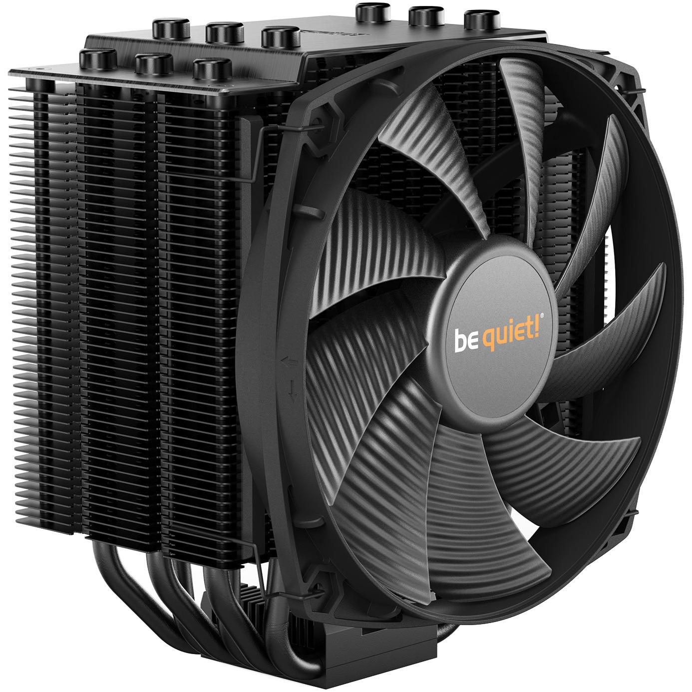 Fotografie Cooler Procesor be quiet! Dark Rock 4, compatibil AMD/Intel