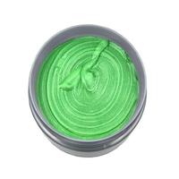 Ideiglenes hajfesték, hajszínező zöld színű
