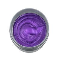 Ideiglenes hajfesték, hajszínező lila színű