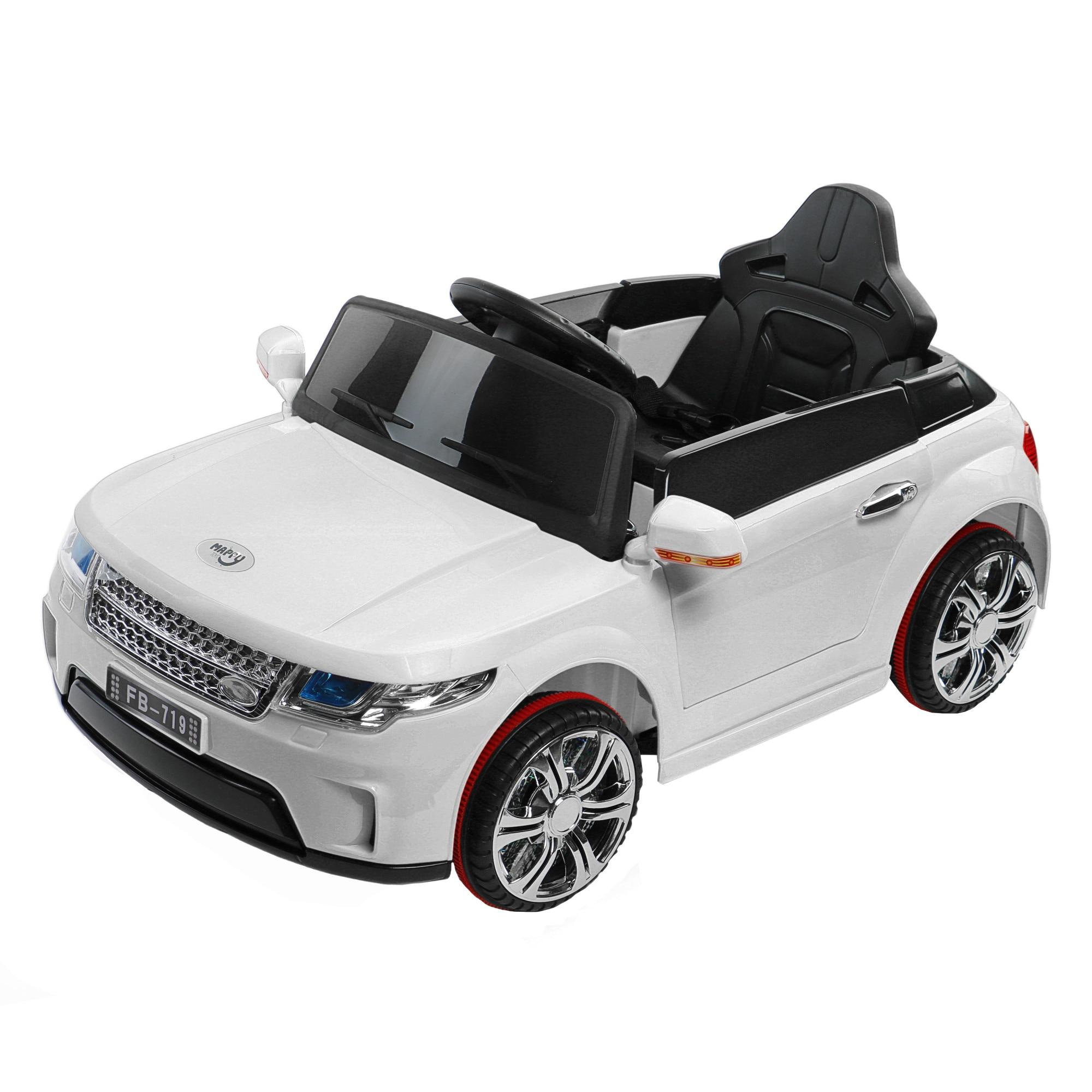 Mappy Nitro Elektromos Auto Gyerekeknek Taviranyitoval Feher Emag Hu