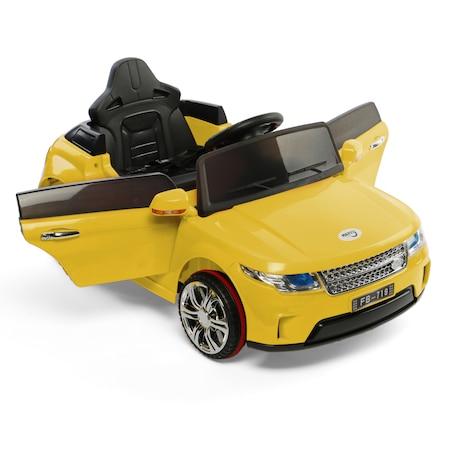 Електрическа кола Mappy Nitro
