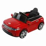 Mappy Nitro Elektromos autó gyerekeknek távirányítóval, Piros