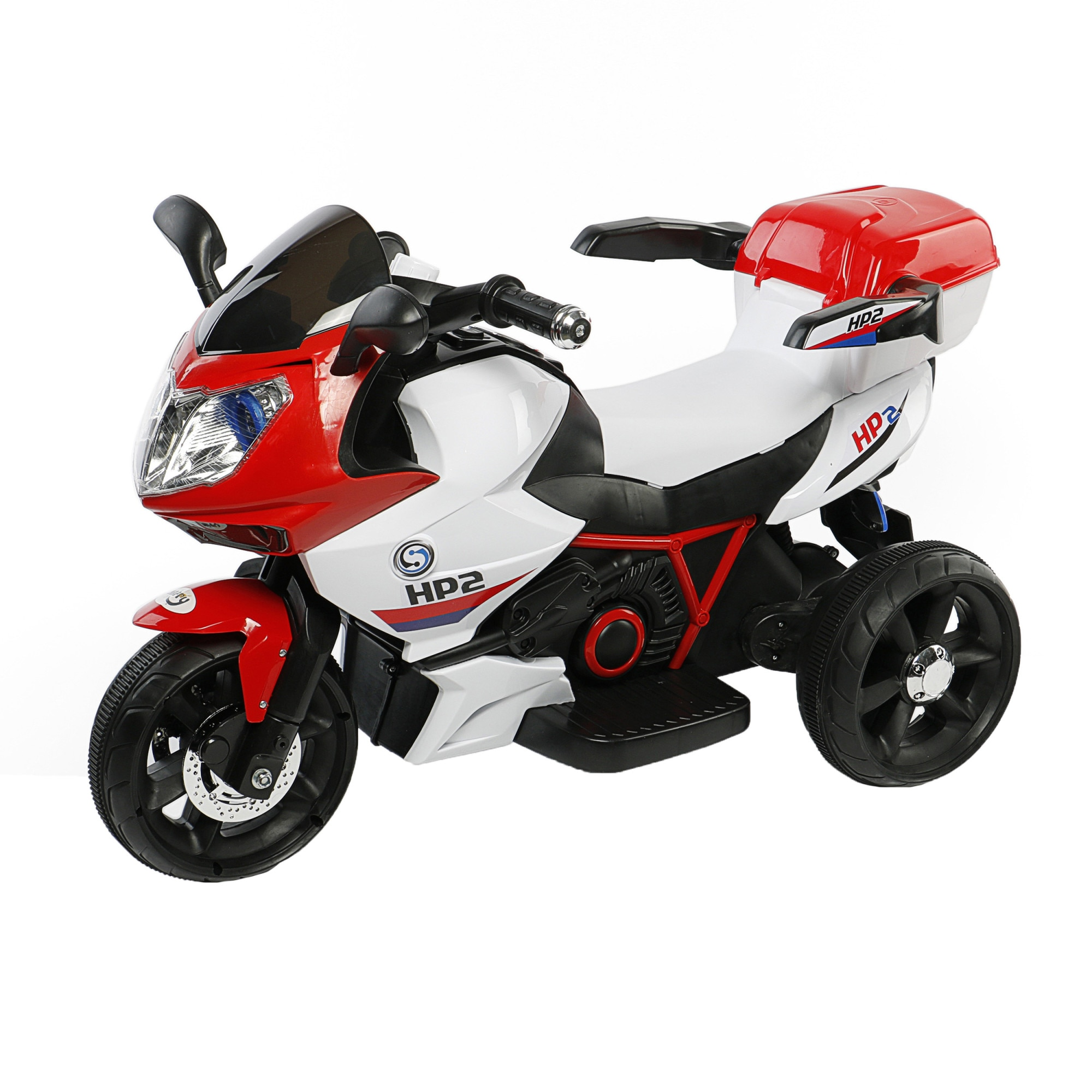 Fotografie Motocicleta electrica Mappy, pentru copii, Rosu