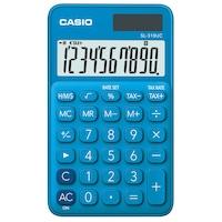 Calculator Casio birou 10 digits sl-310uc, albastru