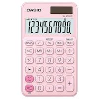 Calculator Casio birou 10 digits sl-310uc, roz