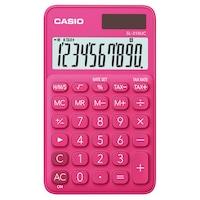 Calculator Casio birou 10 digits sl-310uc rosu