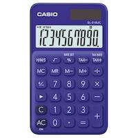 Calculator Casio birou 10 digits sl-310uc, violet