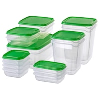 set cutii depozitare alimente