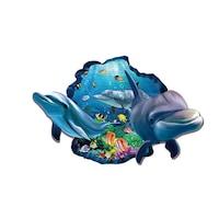 3D Fotótapéta 60 x 90cm, Delfin
