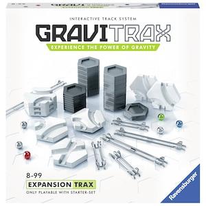 Gravitrax kiegészítő készlet, extra sín