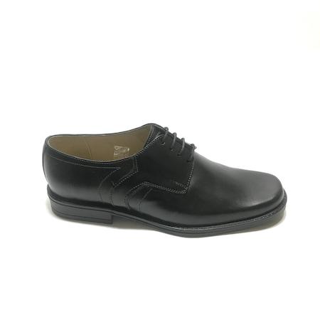 Pantofi eleganti barbati 08, Negri, 42 EU, Piele naturala