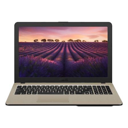 "Лаптоп Asus X540MA-DM198, X540MA-DM198.240SSD-HDD, 15.6"", Intel Pentium Silver N5000 1.10 GHz up to 2.70 GHz 4MB cache (4-ядрен), Intel UHD Graphics 605, 4GB 2133MHz (1x4GB) DDR4"