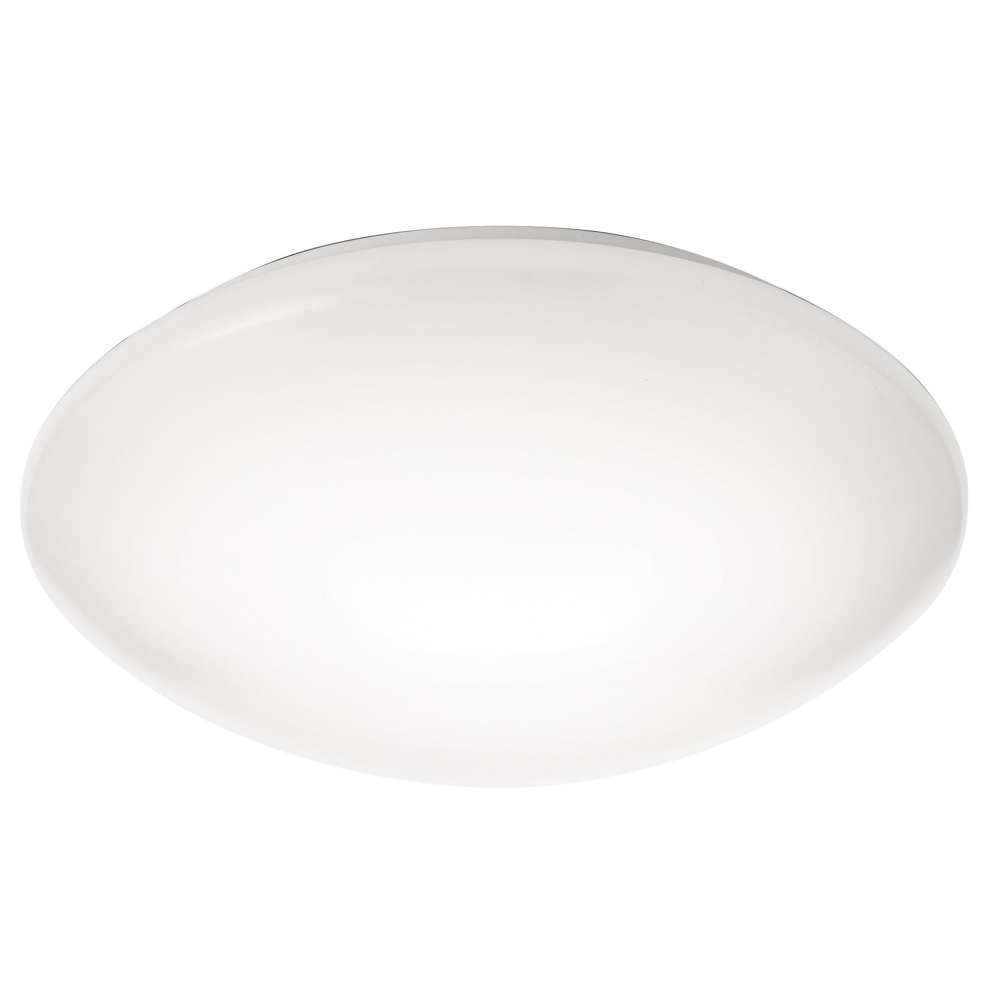 Fotografie Plafoniera LED integrat Philips Suede, 4x2.4W, 1200 lm, lumina alba calda