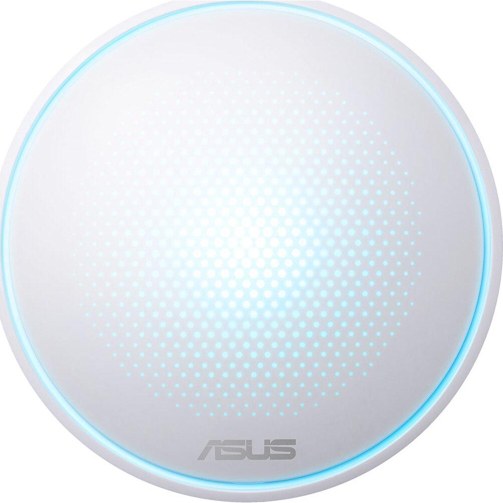 Fotografie Sistem wireless ASUS Lyra Mini, tip Mesh, AC1300, Dual-band, pachet cu un nod