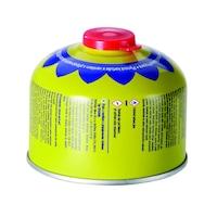 230 gr Propán-bután palack menetes, szelepes
