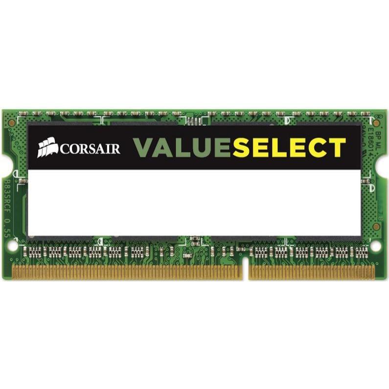 Fotografie Memorie Laptop Corsair, 8GB DDR3, 1600MHz CL11