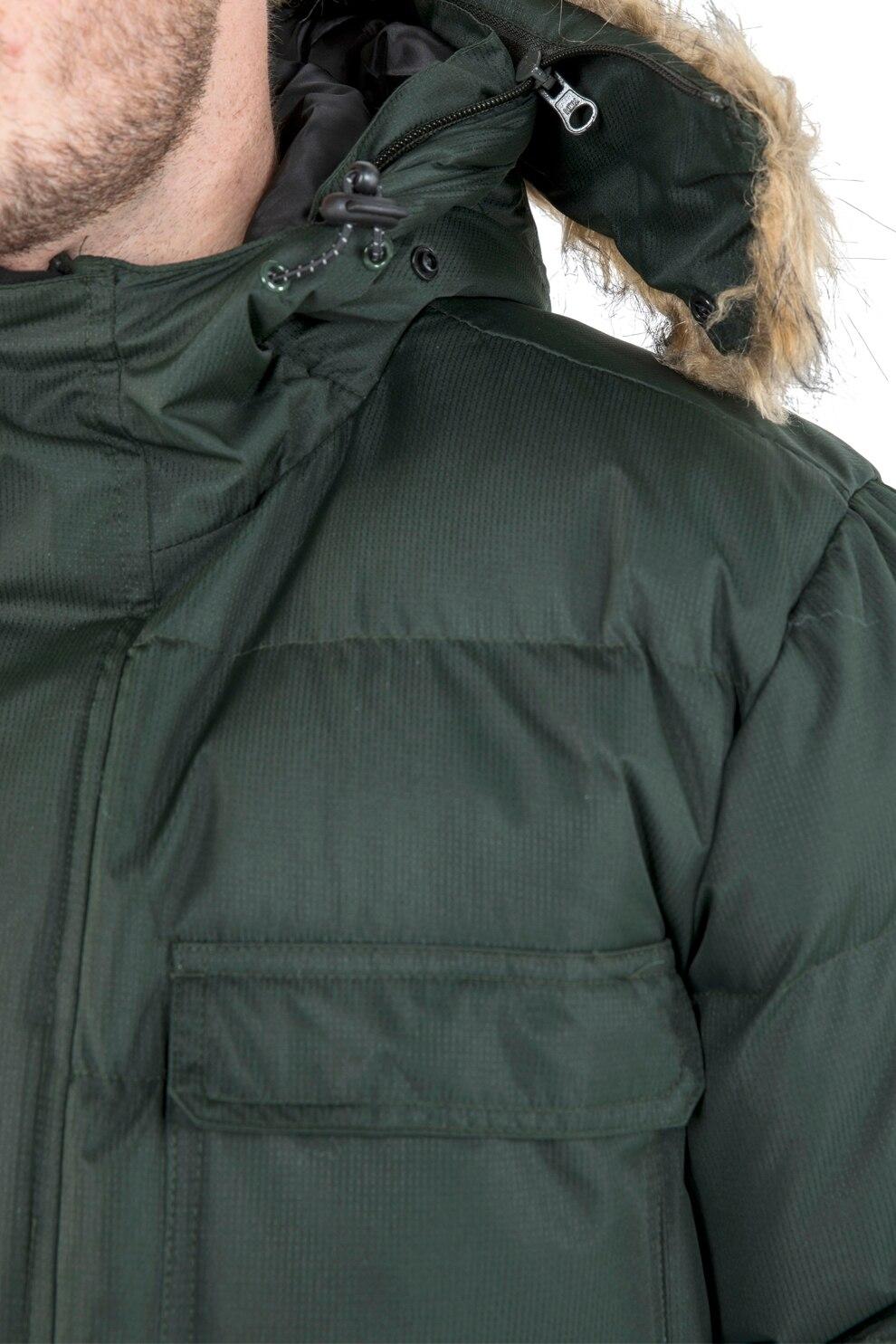 Baldwin vízálló bélelt télikabát Trespass (MAJKCAN20004