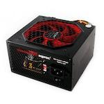 APPROX LITEB02 Tápegység, 500W, 12cm ventilátor, passzív PFC, AC kábellel