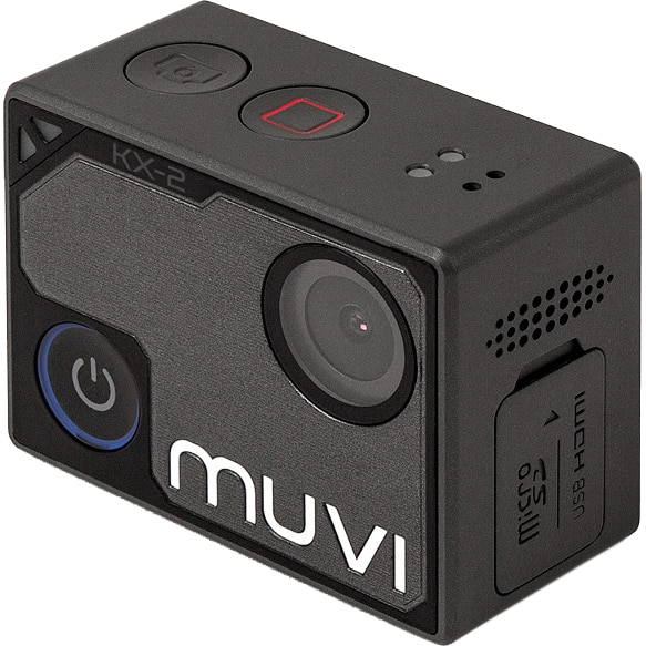Fotografie Camera video sport Veho Muvi KX-2 Pro, 12MP, 4k, Grey