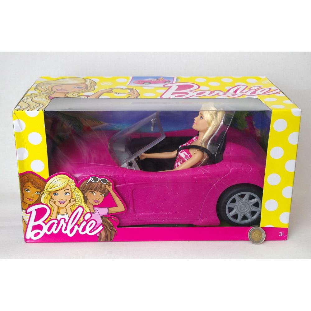 Tombje Sert Benez Mattel Barbie Auto Adrianbenea Com