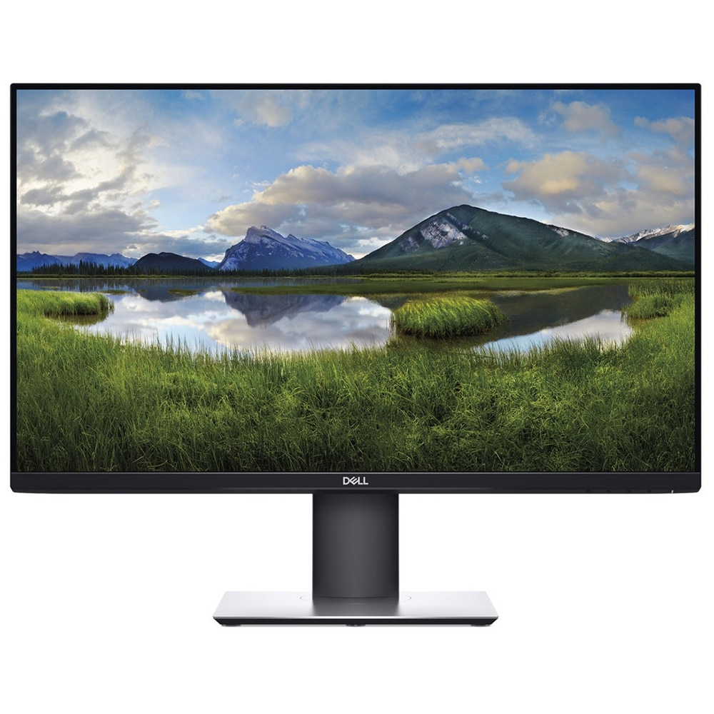 "Fotografie Monitor LED IPS Dell 27"", Full HD, Display Port, Negru, P2719HC"